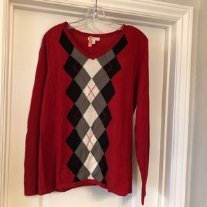 Croft and Borrow V-neck Sweater